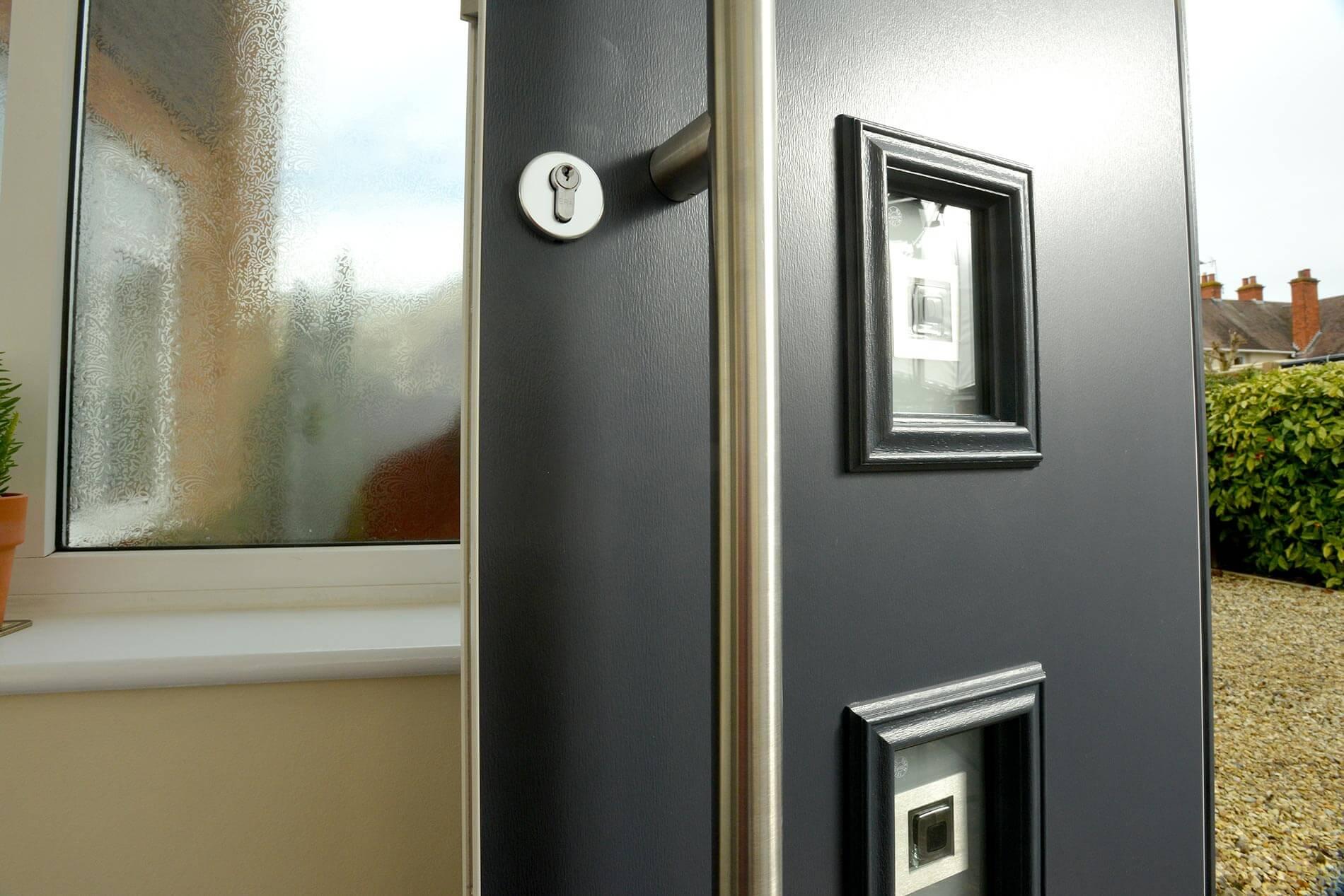 Composite Doors In Ivybridge Plymouth Exeter Ads Windows And Doors
